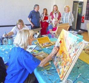 art class, at lydiate, Merseyside, beginners, art class, intermediate art classes