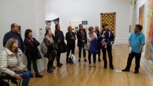 art class, visiting the Walker art gallery, Liverpool, beginners art class, merseyside