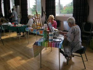 weekly art class, beginners, intermediate art, watercolour course, liverpool, southport, merseyside, sefton, formby