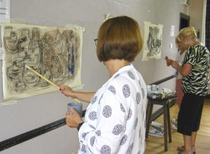 watercolour beginners art class, liverpool, merseyside, southport, formby, lancashire, sefton
