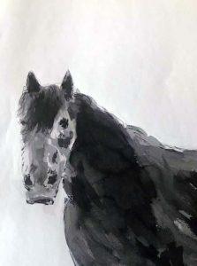 pen & ink, beginners art class, liverpool, southport, merseyside