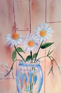 learn watercolours, southport, merseyside, drawing and painting course,