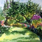 watercolour for beginners, liverpool, hightown, southport, merseyside