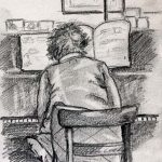 Charcoal drawing, for beginners, art class, Liverpool, Merseyside, southport, near me, learn art