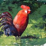 acrylic, painting, art class, liverpool, merseyside,
