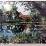 watercolour painting course, near me, liverpool, sefton, southport, merseyside,