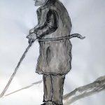 pen and ink drawing, art class, beginners, learn art, online art courses, liverpool, merseyside,