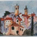 experimental watercolour, beginners art class, online art class, liverpool, southport, merseyside, ormskirk, lancashire