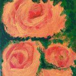 acrylic painting, on line art course, beginners art class, hightown, southport, sefton, merseyisde