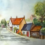 watercolour class, sefton art group, Lydiate, formby, southport, liverpool, merseyside