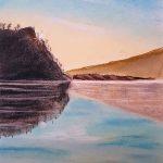 pastel drawing, beginners art class, sefton, southport, merseyside,