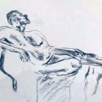 life drawing, southport, sefton, liverpool, merseyside,