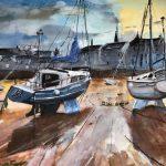 beginners watercolour, art class, learn on line, online, art classes, beginners, liverpool, sefton, merseyside,