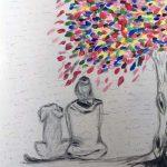 sketch, by Tracy, sefton art group, merseyside,