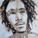 pen & ink art class, zoom art class, art classes online, southport art centre, sefton, merseyside, liverpool uk