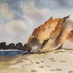 watercolour & acrylic art classes, near me, learn drawing, sketching, online art classes, crosby, blundell sands, liverpool, merseyside,