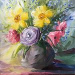 oil painting, art course, near me, southport, sefton, formby, online art course,