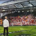 liverpool football club, painting, klopp, online art course, near me, merseyside,