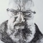 portrait drawing, painting for beginners, art course, near me, southport, liverpool, merseyside,