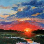 zoom online painting, class for beginners, southport, liverpool, merseyside, acrylic painting,